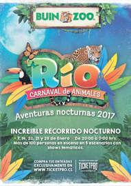 carnaval de animales