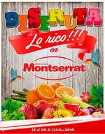 Ofertas de Supermercados Montserrat, disfruta lo rico