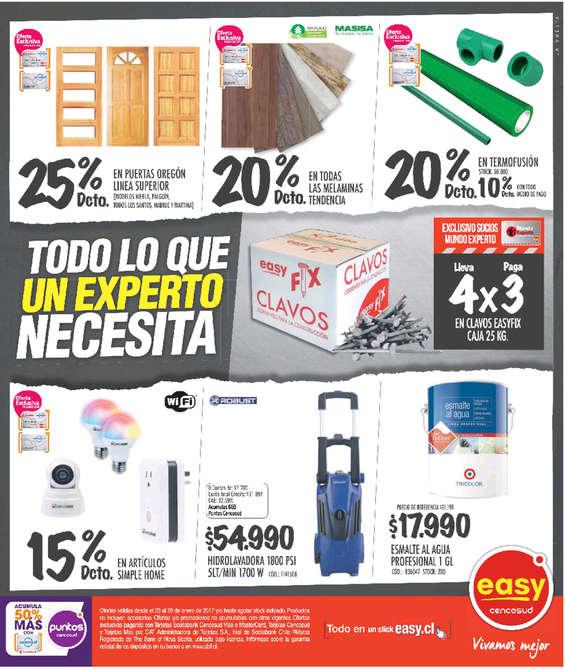 Easy temuco cat logos ofertas y descuentos ofertia for Easy argentina catalogo