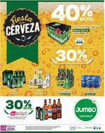 Ofertas de Jumbo, fiesta de la cerveza