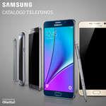 Ofertas de Samsung, catalogo telefono