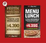 Ofertas de Pizza Hut, promociones