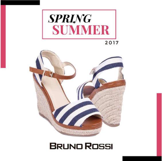 Ofertas de Bruno Rossi, adelanto zapatos