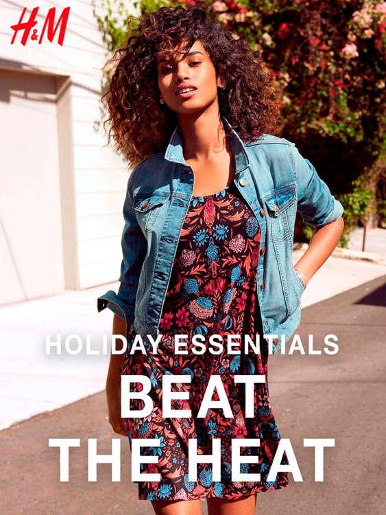 Ofertas de H&M, Beat the Heat