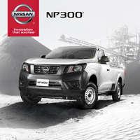 Nueva Nissan NP300