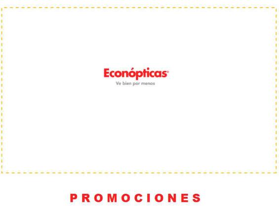 Ofertas de Econópticas, Promociones enero