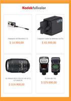 Ofertas de Kodak, productos
