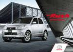 Ofertas de Toyota, new rush