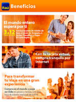 Ofertas de ITAU, Beneficios