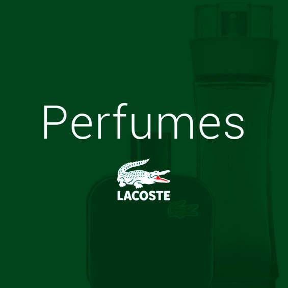 Ofertas de Lacoste, Perfumes