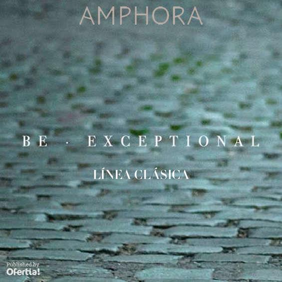 Ofertas de Amphora, Línea clásica