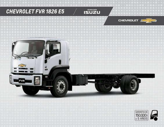 Ofertas de Chevrolet, Camiones FVR 1826