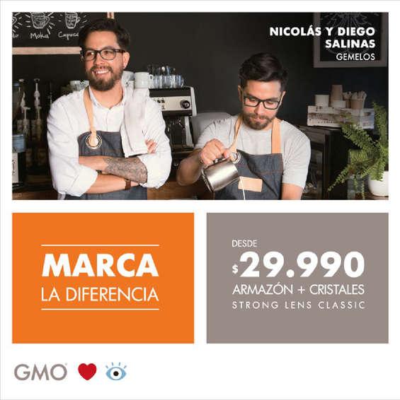 Ofertas de GMO, Marca la diferencia