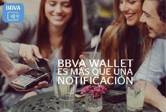 Ofertas de BBVA, BBVA Wallet