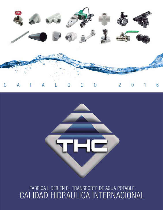 Ofertas de THC, Catálogo 2016