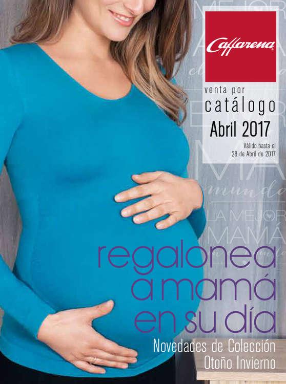 Ofertas de Caffarena, catálogo abril