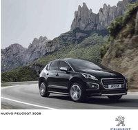 Nuevo Peugeot 3008 Chile