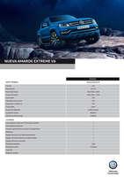 Ofertas de Volkswagen, nuevo amarok V6