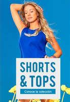 Ofertas de Tricot, shorts&tops