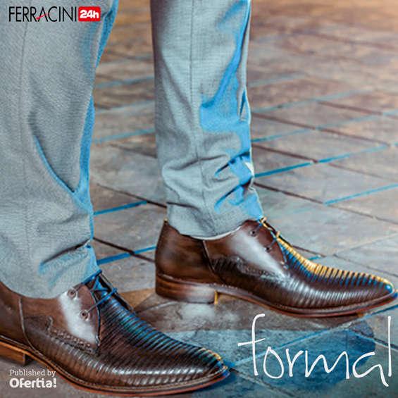 Ofertas de Ferracini, Formal