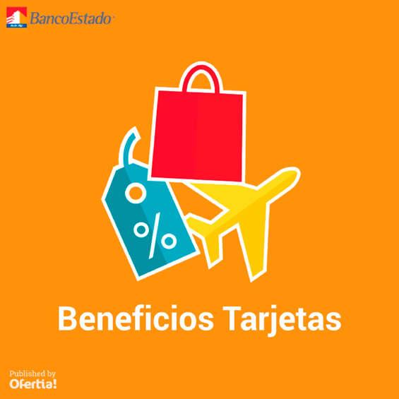 Ofertas de BancoEstado, Beneficios Tarjetas