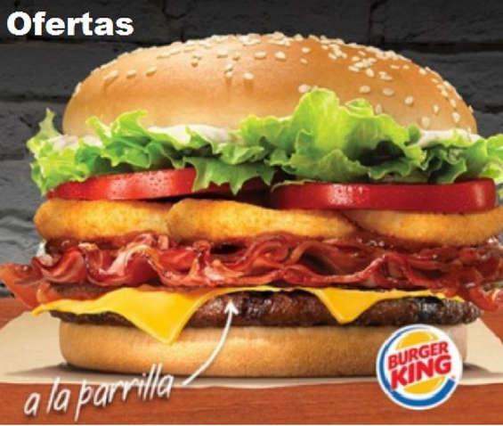 Ofertas de Burger King, Ofertas
