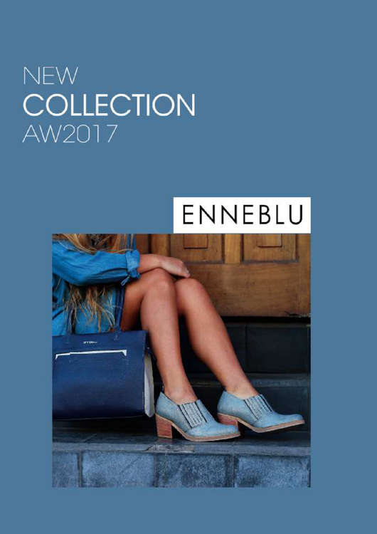 Ofertas de Enneblu, new collection AW 2017