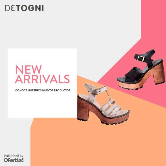 Ofertas de Detogni, nueva colección primavera