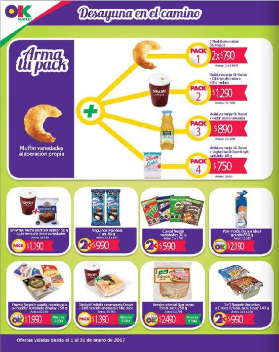 Ofertas de Ok Market, Catálogo de ofertas