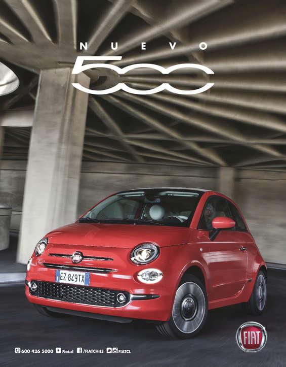 Ofertas de Fiat, nuevo fiat 500