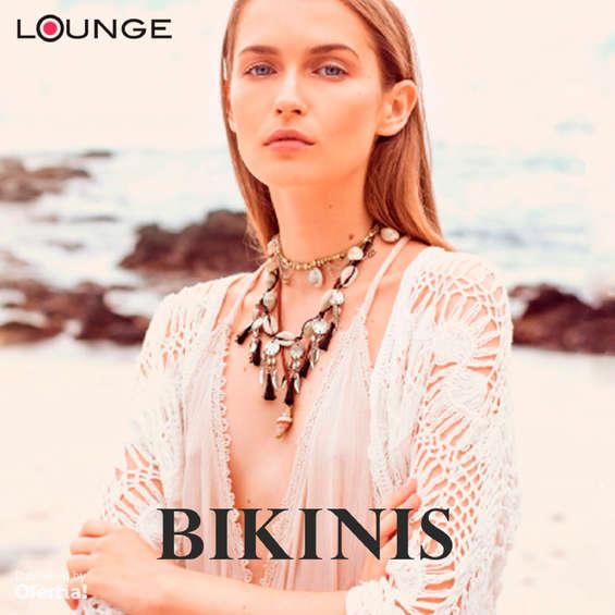 Ofertas de Lounge, Bikinis