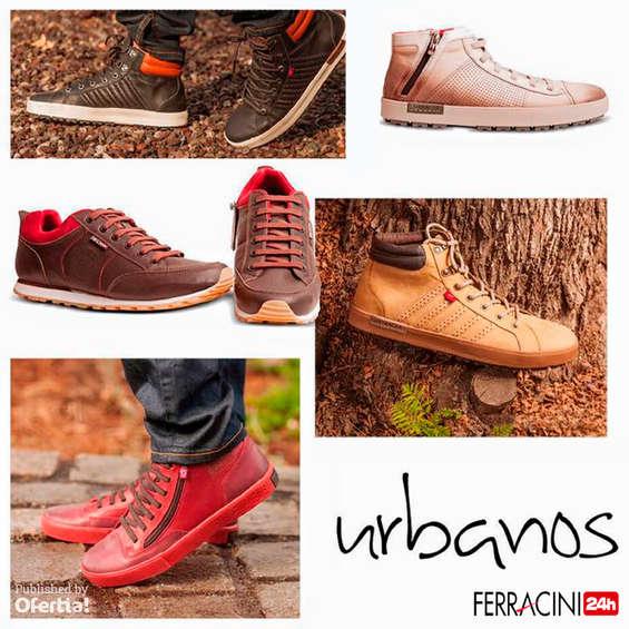 Ofertas de Ferracini, Urbanos