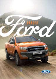 catalogo nuevo ford ranger
