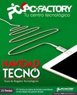 Ofertas de PC Factory, navidad tecno