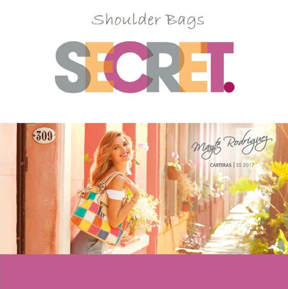 Ofertas de Carteras Secret, Shoulder bags