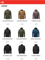 Ofertas de The North Face, hombre