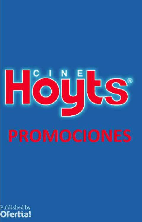 Ofertas de Cine Hoyts, PROMOCIONES