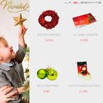 Ofertas de La Elegante, Anticipa la Navidad