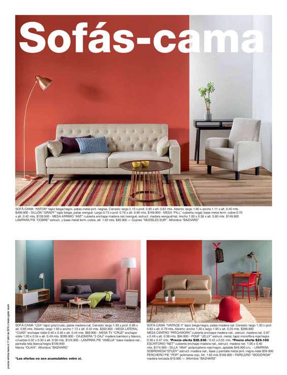 Comprar Sofá cama en Santiago - Ofertas y tiendas - Ofertia