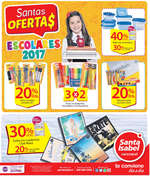 Ofertas de Santa Isabel, santas ofertas escolares