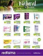 Ofertas de Farmacias Redfarma, lo natural te conviene