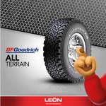Ofertas de Leon, promo neumáticos