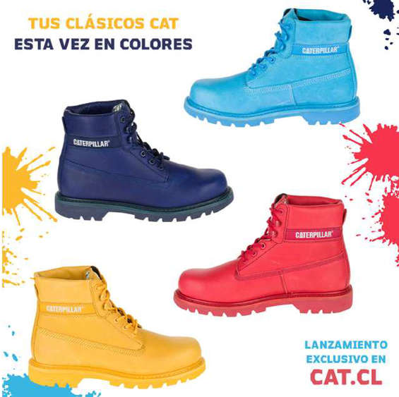 Ofertas de Cat, adelanto new arrivals