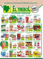 Ofertas de Supermercado El Trébol, catálogo ofertas