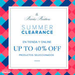 Ofertas de Brooks Brothers, Summer Clearance Mujer