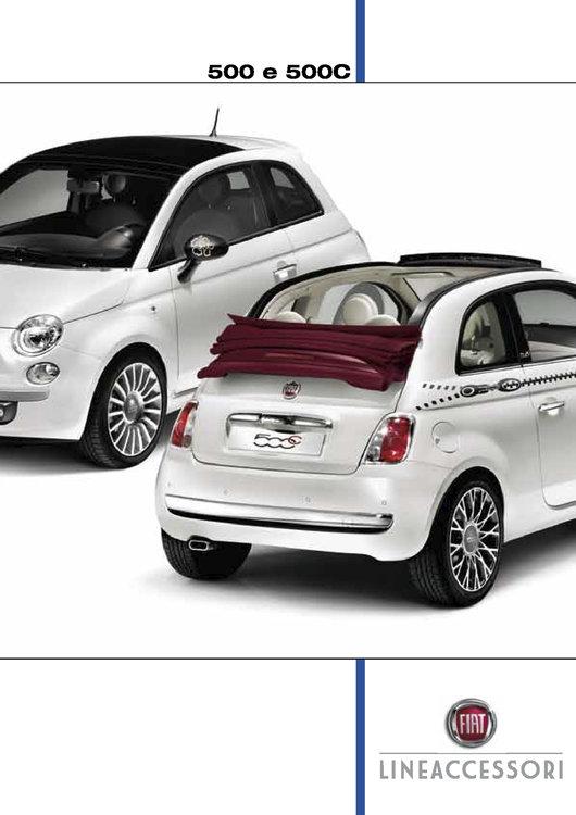 Ofertas de Fiat, catálogo fiat 500