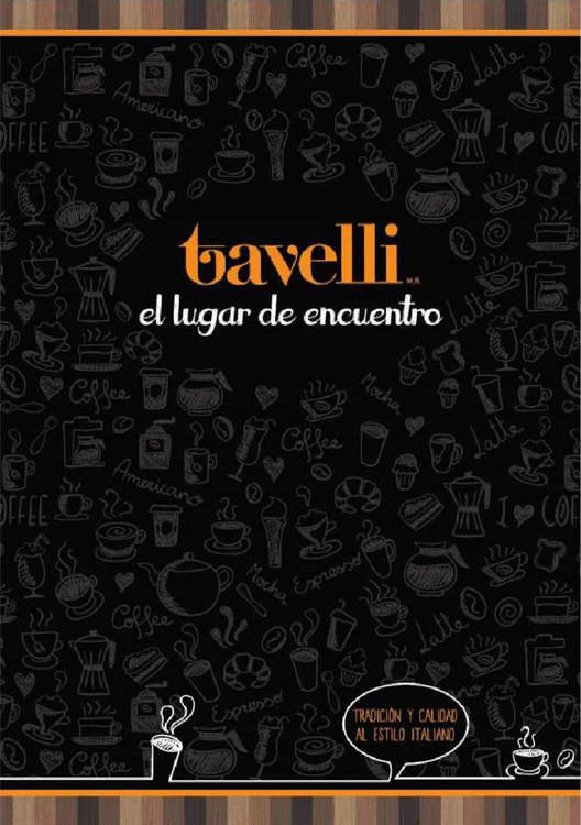 Ofertas de Tavelli, Carta 2016