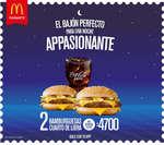 Ofertas de McDonald's, APPASIONADO