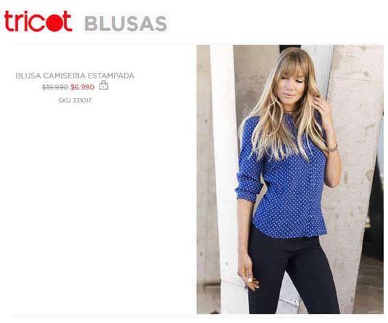Ofertas de Tricot, blusas