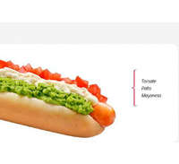 Productos - Hamburguesas y Hotdogs